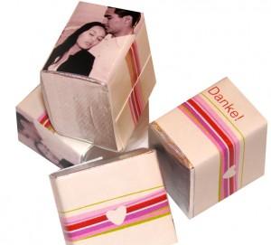 Personalisierte Ildefonso Hochzeitsmesse