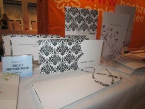 Hochzeitseinladungen mit muster und Hochzeitskarten mit Muster