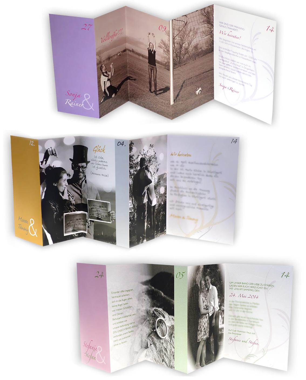 farbvarianten-hochzeitskarten-mit-foto-c090 - Stilvoll heiraten ...