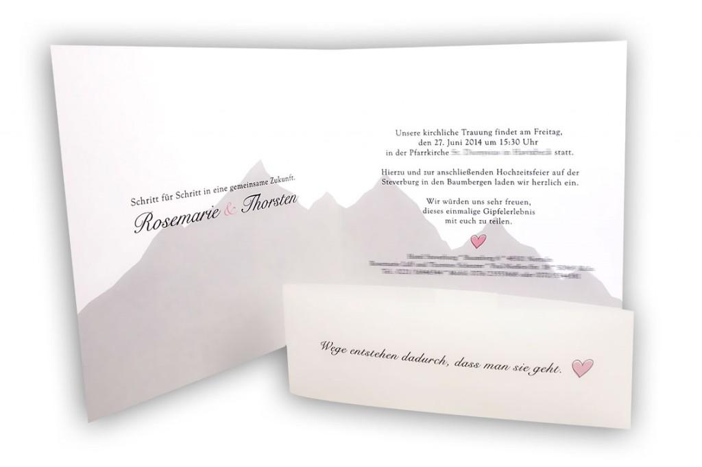 einladung-hochzeit-silhoutte-herz-b075 - Stilvoll heiraten