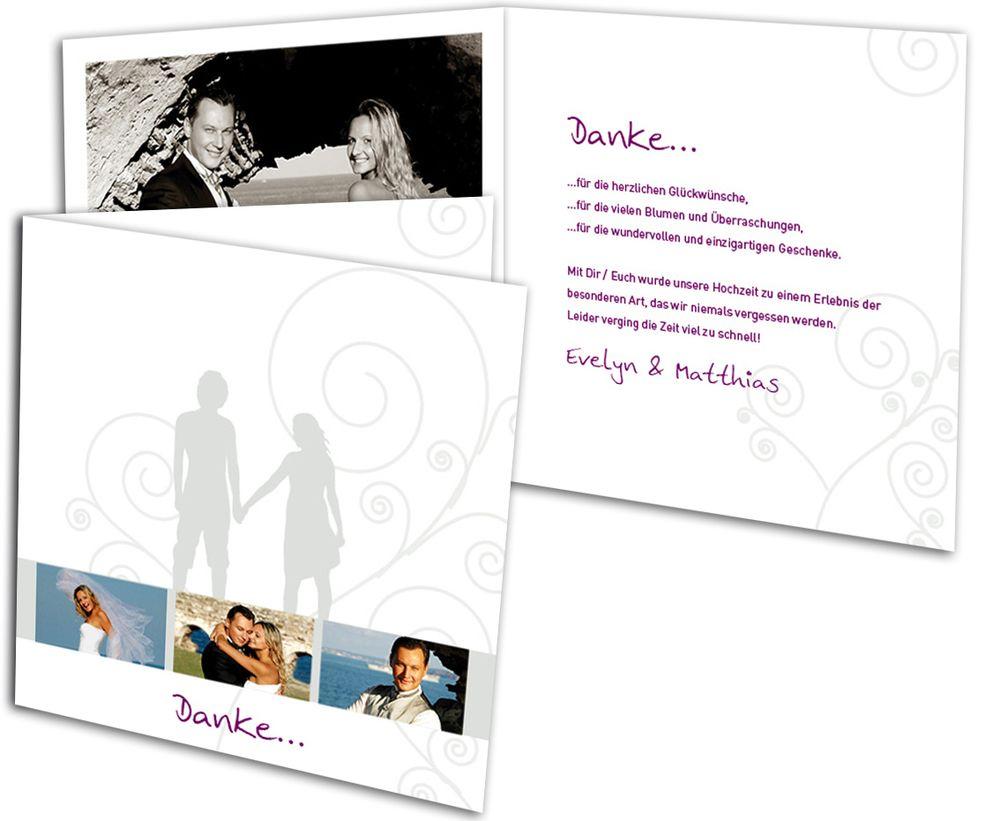Einsteck Kuverts Das Liebespaar