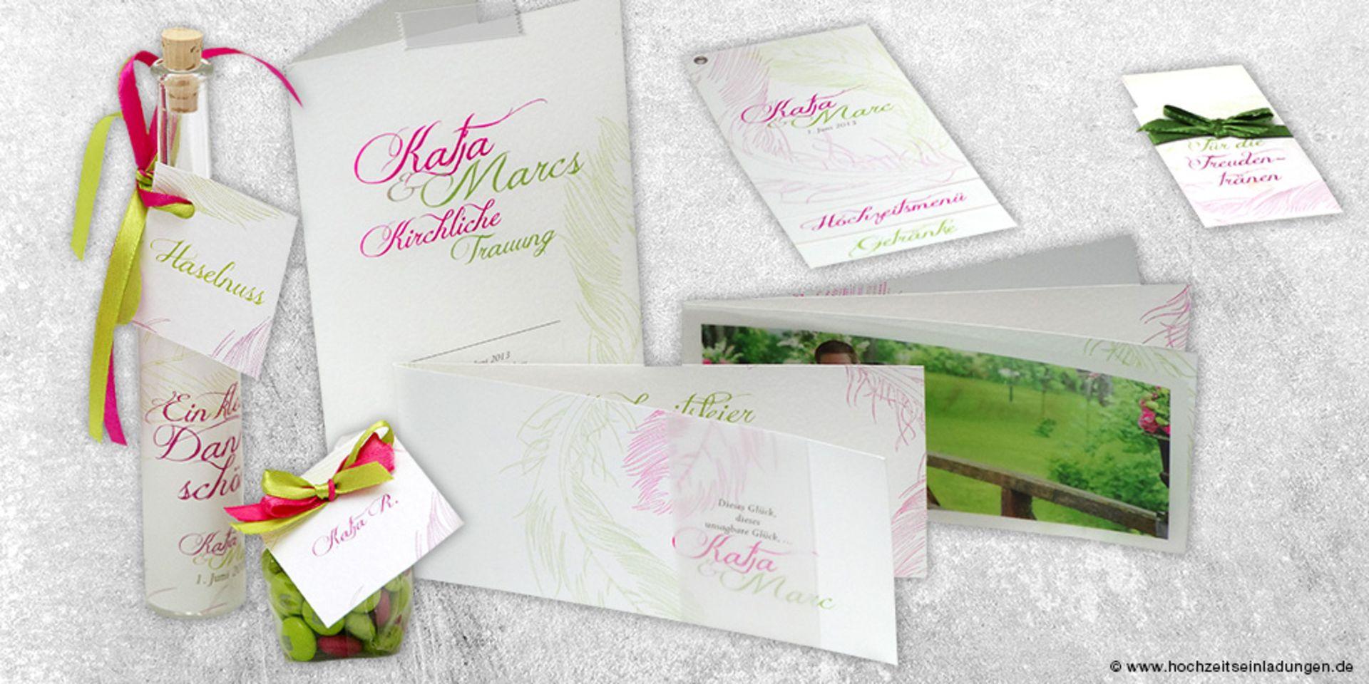 Designer Hochzeitskarten Sets Unsere Lieblingskreationen