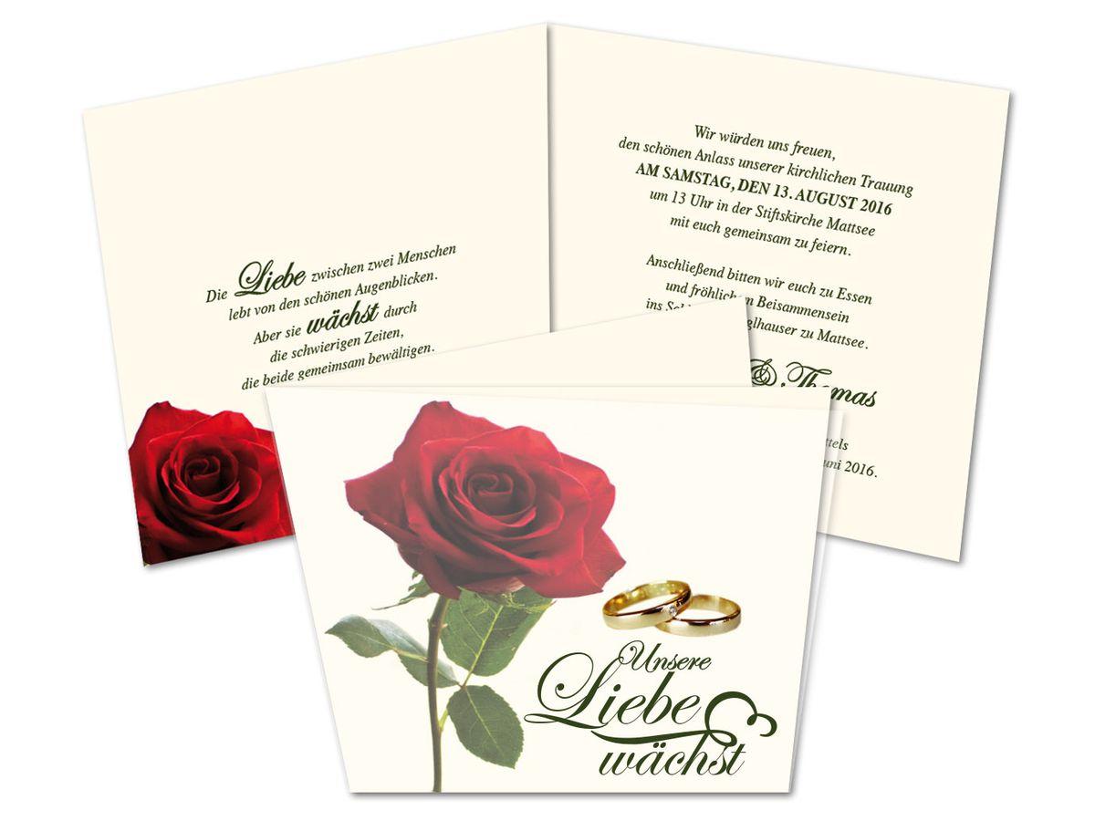 ... Namen oder Ihrem Leitspruch verleihen den Hochzeitseinladungen