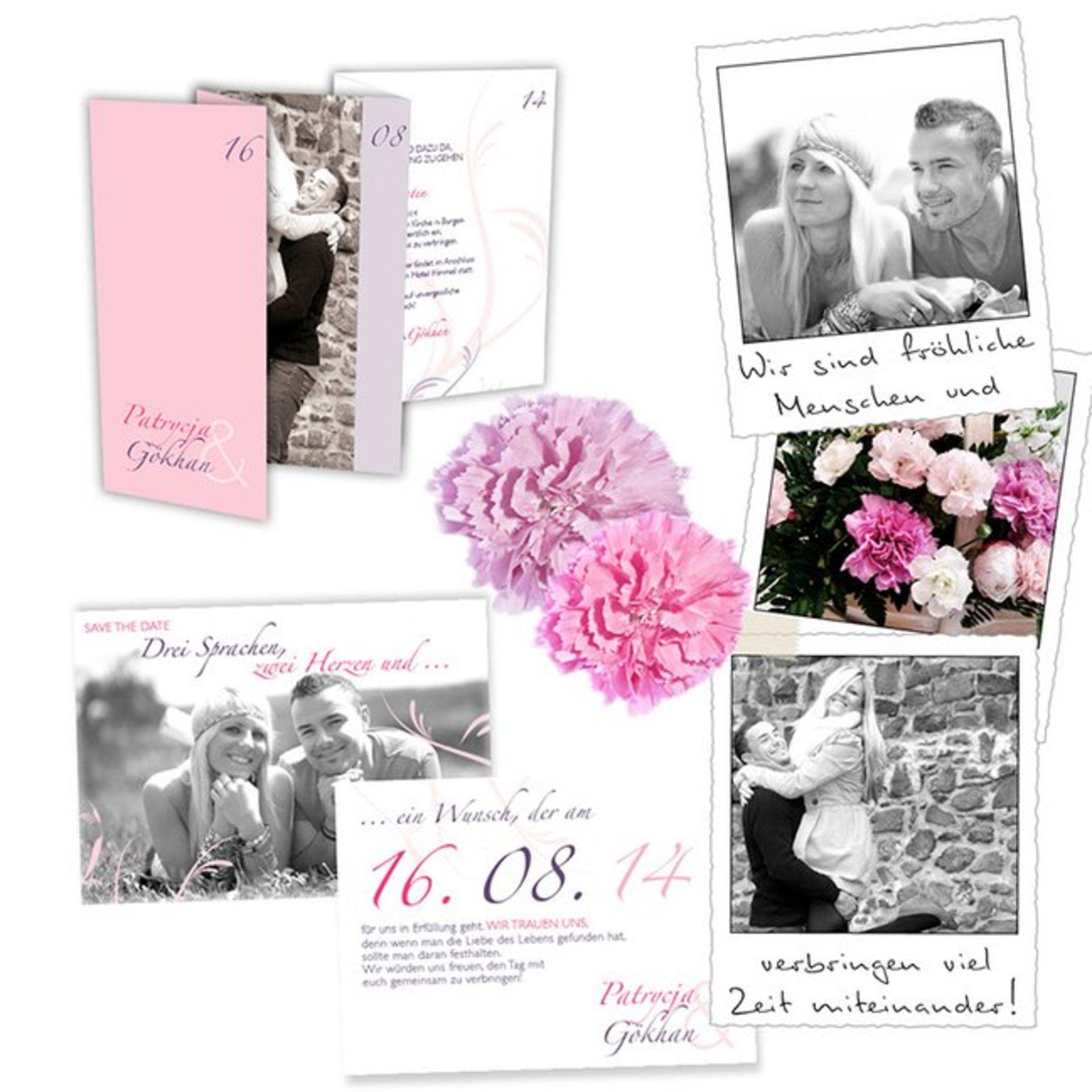 Gunstige Hochzeitskarten Und Papeterie Mit Liebe Designt