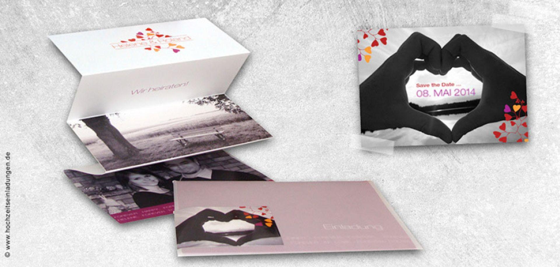 Kreative Hochzeitskarten Gestalten Fur Ihren Besonderen Tag