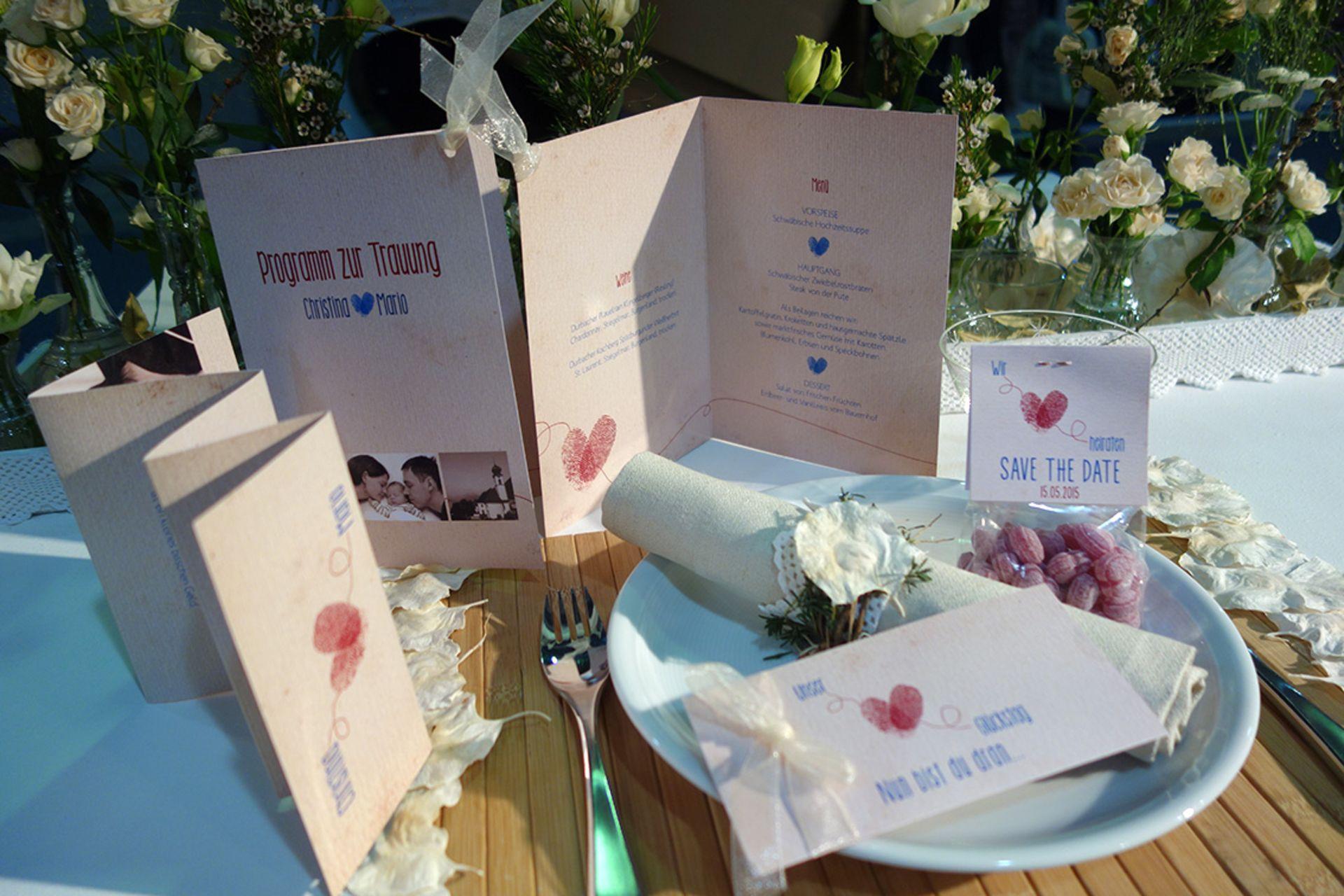 Kreative Spielwiese Fur Brautpaare Hochzeitskarten Gestalten