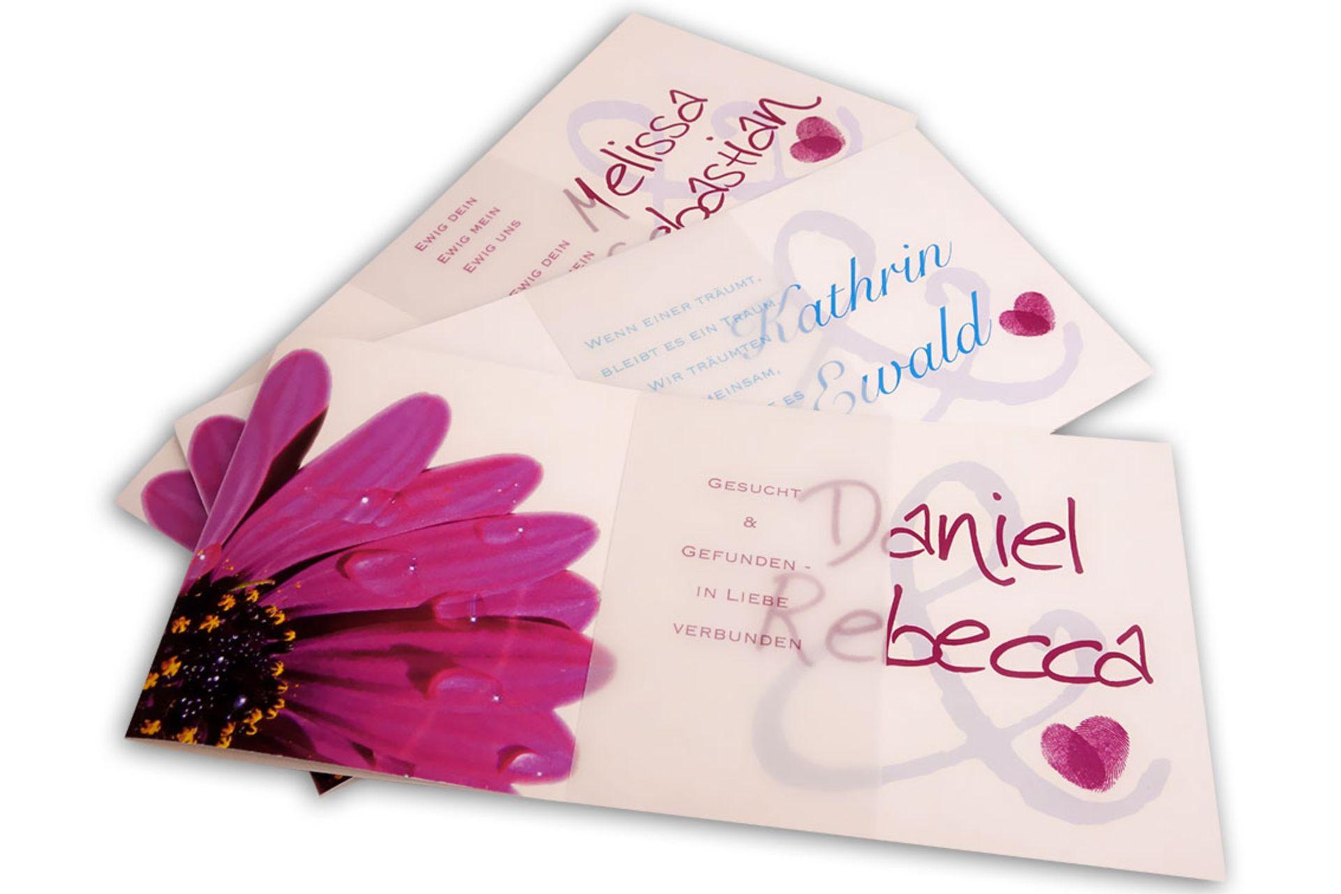 individuell gestaltete einladungskarten f r ihre hochzeit. Black Bedroom Furniture Sets. Home Design Ideas