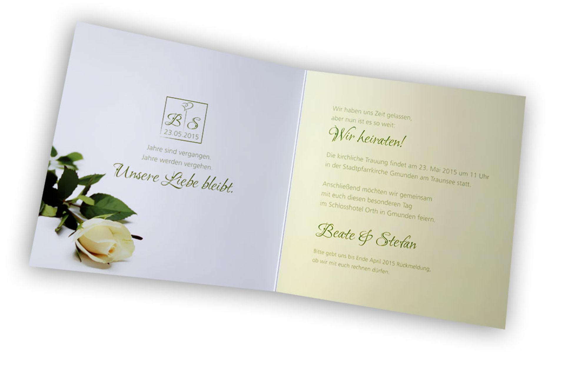 Organisation Rund Um Die Hochzeit Texte Fur Informelles