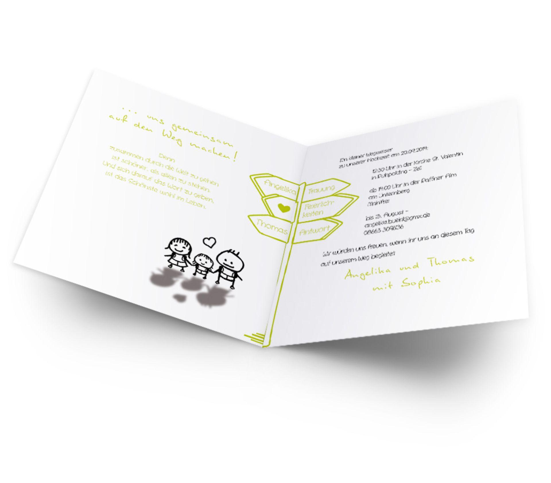 Schön Ausschlaggebend Für Den Erfolg Einer Einladungskarte Zur Hochzeit Ist Neben  Dem Eigenen Hochzeitskartendesign Auch Die Passende