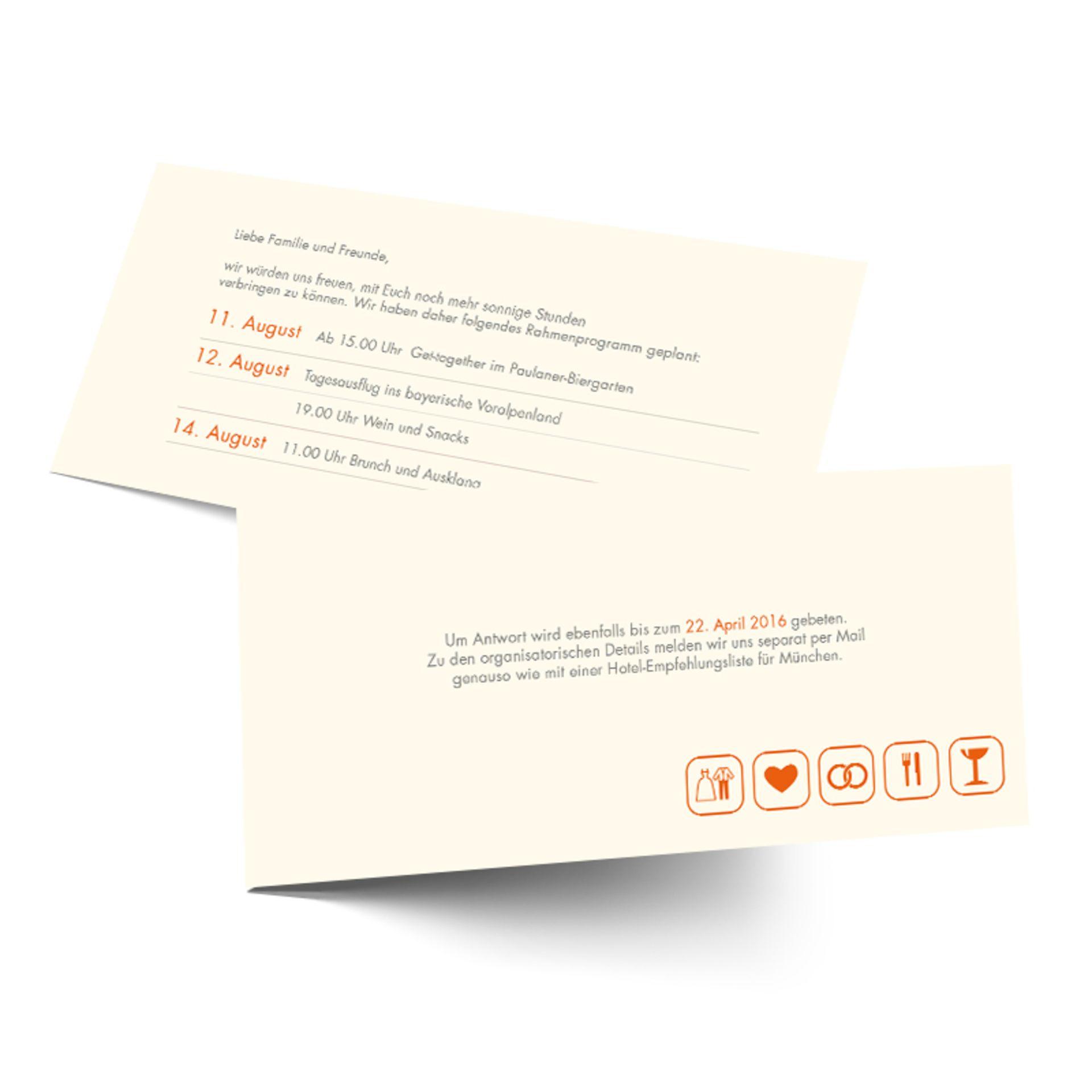 Formulierungshilfen Fur Die Hochzeitsorganisation Beispiele