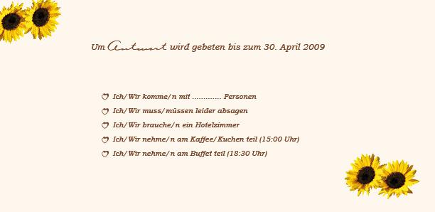 Hochzeitseinladung Text Vorlagen Und Beispiele