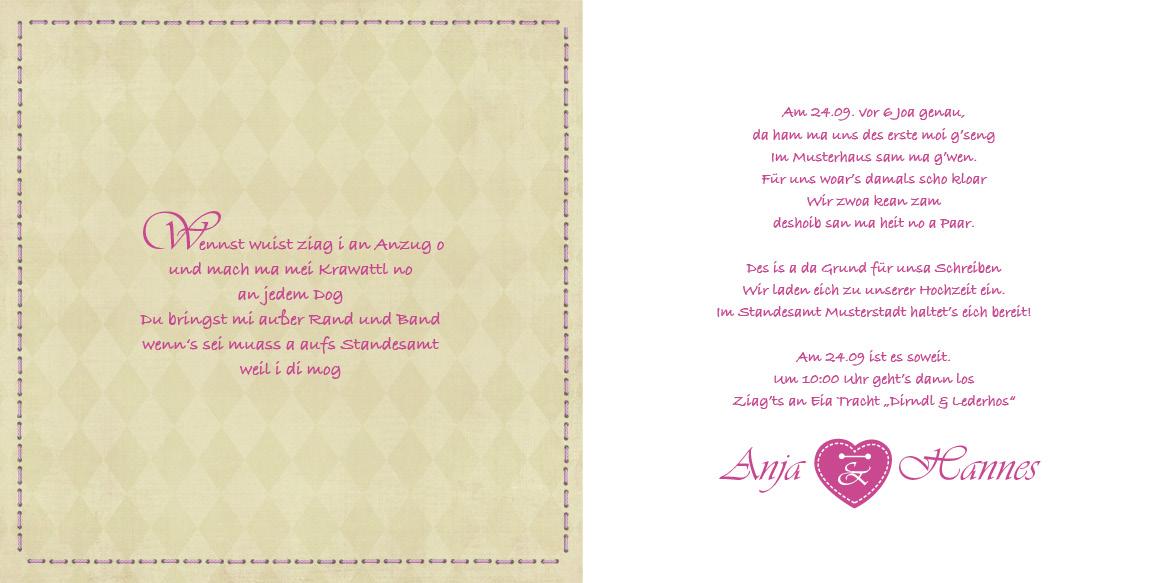 Dresscode Hochzeit Einladung – thegirlsroom