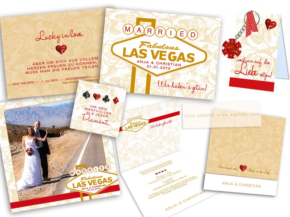 Gerne ändern wir diese Hochzeitseinladungen nach Ihren Wünschen ...
