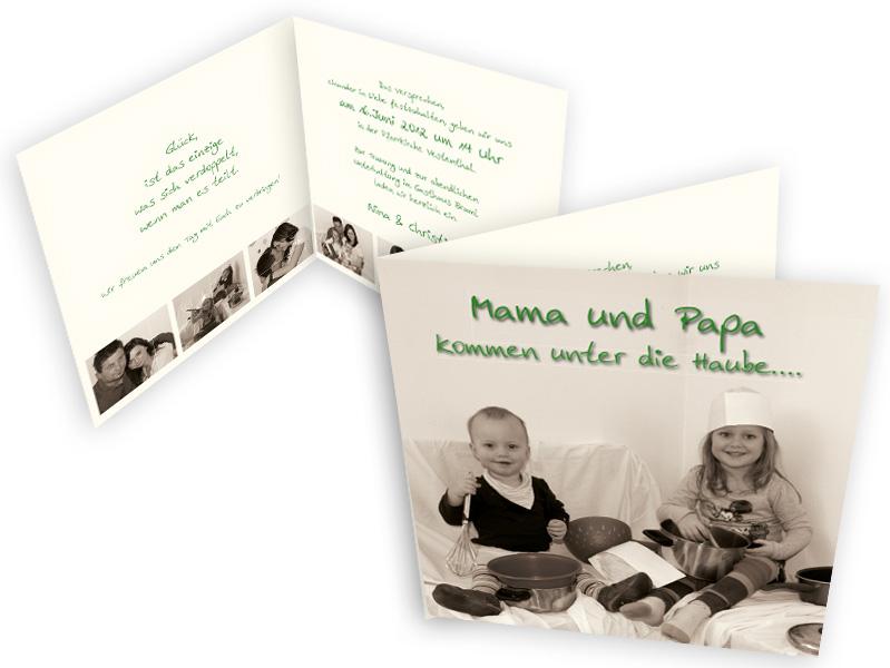 Diese Foto-Hochzeitskarten sind unvergleichlich. Ein starker Auftritt ...