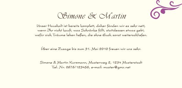Das i-Tüpfelchen dieser farbenfrohen Hochzeitseinladungskarten in ...