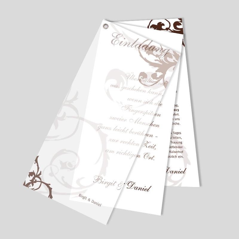 hochzeitseinladungen neu & angesagt - hochzeitspapeterie bestellen